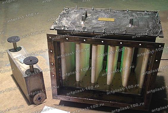 ФВГ - Т фильтр волокнистый гадбванический из титана